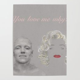 You Love Me Why? Poster