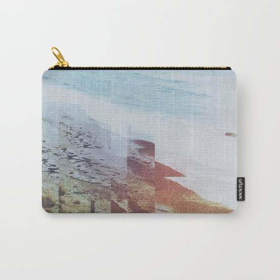 Fractions A03 Carry-All Pouch