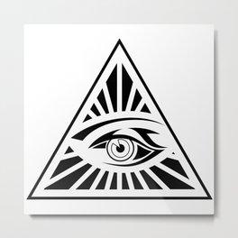 Eye 5 Metal Print