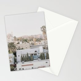 Hollywood California Stationery Cards
