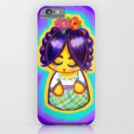 Yatzil iPhone Case