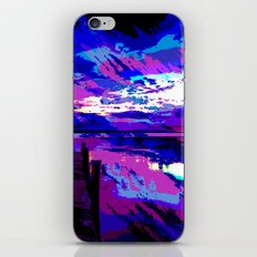 who was dragged down by the stone? iPhone & iPod Skin