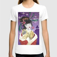 mulan T-shirts featuring Mulan by marmaseo