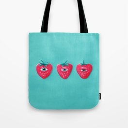 Cry Berry Tote Bag