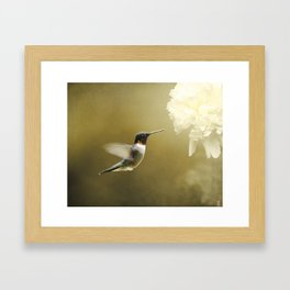 Dawn of a New Day Framed Art Print
