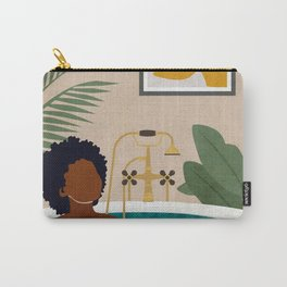 Stay Home No. 2 Carry-All Pouch
