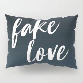 BTS - Fake love Pillow Sham