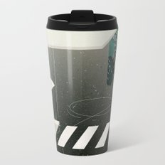 let it rain Metal Travel Mug
