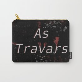 As Travars-  A Darker Shade of Magic Carry-All Pouch