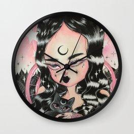 LADY NERA Wall Clock