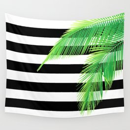 Simply Tropical Stripes Wall Tapestry