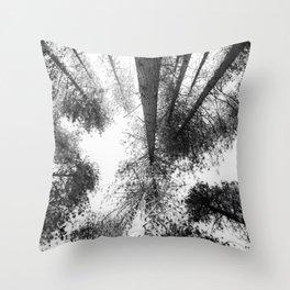 WRIGHTWOOD, CALIFORNIA Throw Pillow