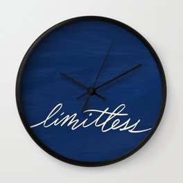 Like the Ocean Wall Clock