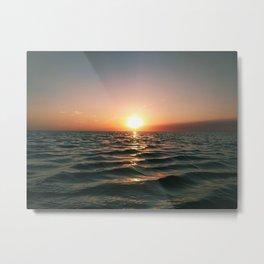 Lake Semash Metal Print