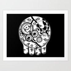 Time Bomb Art Print