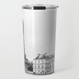 Jardin du Luxembourg, Paris Travel Mug