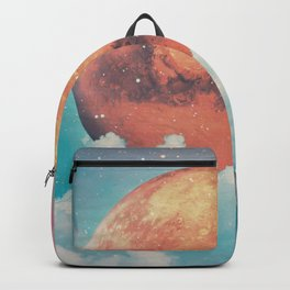 Balloon, Baby and Moon Backpack