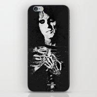 frankenstein iPhone & iPod Skins featuring Frankenstein by  Maʁϟ