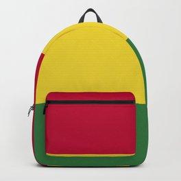 Bolivia flag emblem Backpack