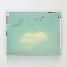 Circle of Birds Laptop & iPad Skin