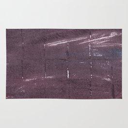 Dark abstract Rug