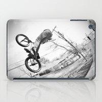 bikes iPad Cases featuring bikes  by KayleeRae