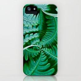 Fern Dance iPhone Case