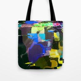 Bright Shadows Tote Bag