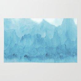 Ice Mountains Rug