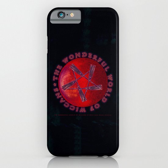 THE WONDERFUL WORLD OF WICCANS - 060 iPhone & iPod Case