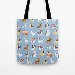 ENGLISH DOGS Tote Bag
