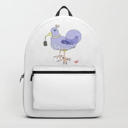 bird fellow and his juice Backpack