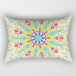 Joxer o Primeras lluvias (Crudo) Rectangular Pillow