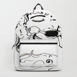 ball + chain Backpack