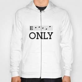 Decaf only (alto version) Hoody