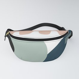 Shape study #18 - Stackable Collection Fanny Pack