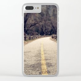 Backwoods Clear iPhone Case