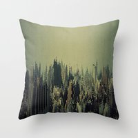 tokyo Throw Pillows featuring Tokyo by The Sound of Applause