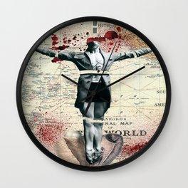Irreal Wall Clock