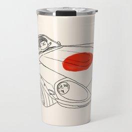 Crazy Car Art 0160 Travel Mug