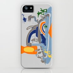 Sink Sank Sunk iPhone (5, 5s) Slim Case