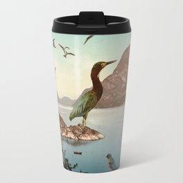 Bird Sanctuary Travel Mug