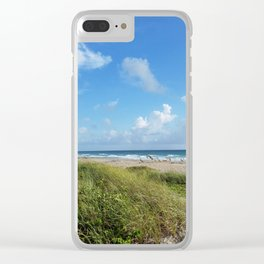 National wildlife refuge Clear iPhone Case