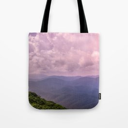 Smoky Mountain National Park -  96/365 Nature Photography Tote Bag