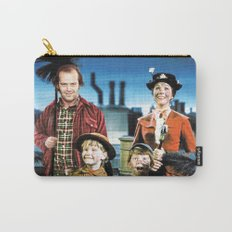 Jack Torrance in Mary Poppins Carry-All Pouch