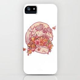 Parfumé iPhone Case