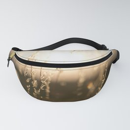 golden light Fanny Pack