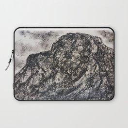 Grey Moutain by Gerlinde Streit Laptop Sleeve
