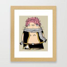 Toto Natsu Framed Art Print