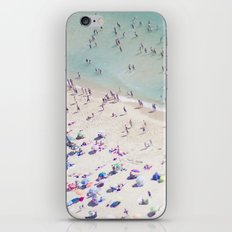 beach love IV iPhone & iPod Skin